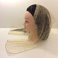 Паутинка шарфик на голову