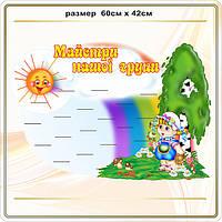 Выставки для детских работ по лепке код G19010