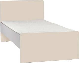 Детская кровать с плоской спинкой 1 os. 2piR (Vox meble)