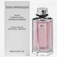 Gucci Flora By Gucci Gorgeous Gardenia edt 100 ml ТЕСТЕР