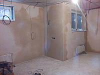 Профессиональная штукатурка стен, потолков.