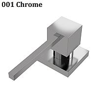 Дозатор для жидкого мыла 500 ml. AquaSanita DQ-001 хром