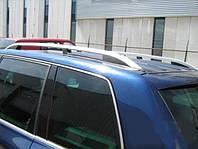Рейлинги Crown на Volkswagen Touareg