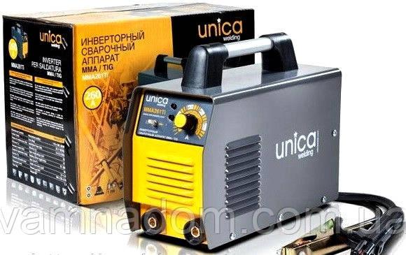 Инверторный сварочный аппарат Unica MMA-261