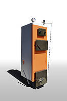 Твердотопливный котел Тирас 2012 16 кВт с теплоизоляцией