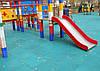 Гумове покриття для дитячих майданчиків.
