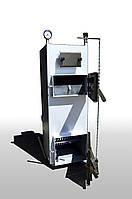 Твердотопливный котел Тирас 2012 24 кВт без теплоизоляции