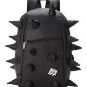 Рюкзак MadPax Rex VE Full цвет Front Zipper Black (черный)