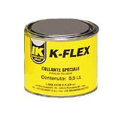 Клей для теплоизоляции K-FLEX K 414 0,5 л, фото 1