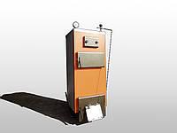 Твердотопливный котел Тирас 2012 24 кВт с теплоизоляцией