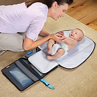 Дорожный пеленальный набор Brica goPad™ Diaper Changer / 1 шт