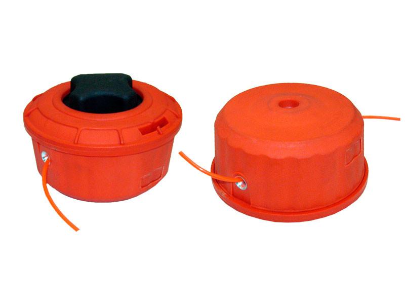 Косильная головка для триммеров, оранжевая