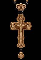 Крест наперсный наградной №5 (деревянный)