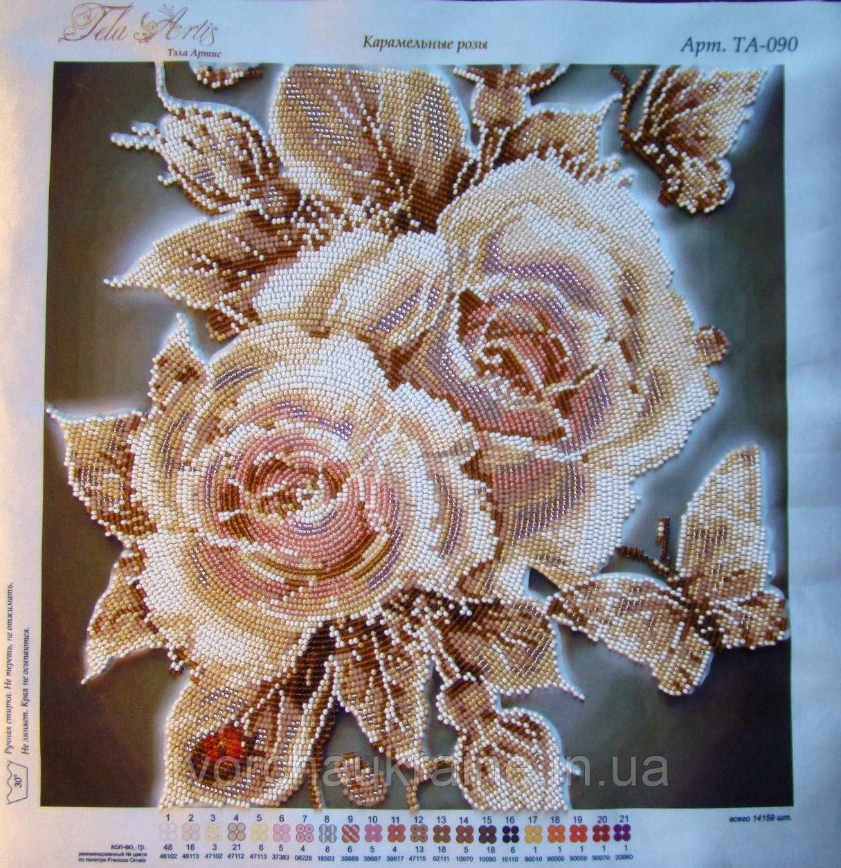 Что означают розы в вышивке
