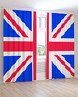 Фотошторы флаг Англии (Великобритании)