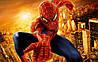 Человек паук 8 Вафельная картинка