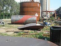 Изготовление , поставка и монтаж Гидроаккумулятора горячей воды объемом в 400 кубических метров в теплосиловом
