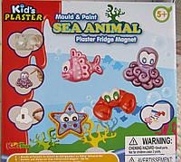 """Создание керамических магнитов """"Океан"""" KidsToys"""