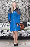 Новая коллекция дубленок и кожаных курток