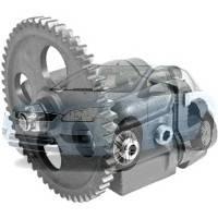 Смазка двигателя Ford Focus Форд Фокус 2005-2008