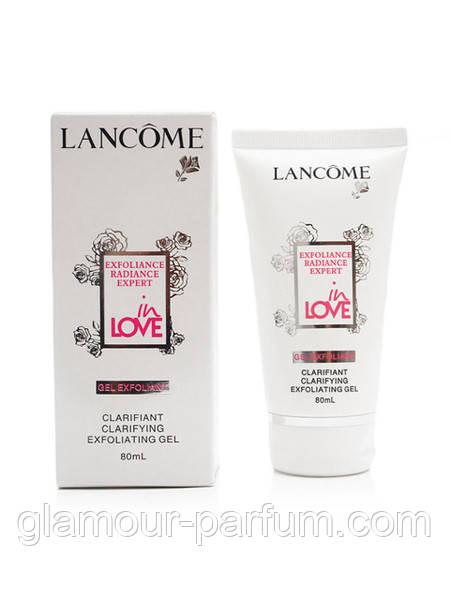 "Отшелушивающий гель, Lancome ""Exfoliance Radiance Expert in Love"", 80 ml"