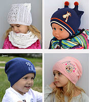 Детские весенние шапки уже в продаже!
