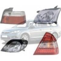 Прилади освітлення і деталі Ford Focus Форд Фокус 2008-2010