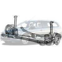 Детали подвески и ходовой Ford Focus Форд Фокус 2008-2010