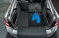 Коврик в багажник раскладной двухсторонний Superb III Combi