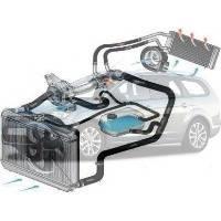 Система охлаждения Ford Focus Форд Фокус 2008-2010