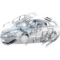 Детали кузова Ford Focus Форд Фокус 2008-2010