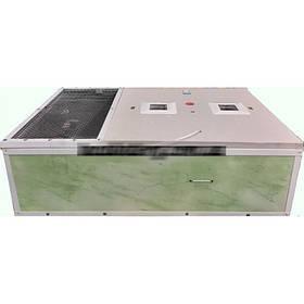 Брудер (ясли) для цыплят + Инкубатор на 80 яиц Курочка Ряба с аналоговым терморегулятором, корпус инкубатора