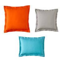 "IKEA ""ИКЕА ПС 2014"" Комплект подушек, 3 шт., разные цвета"