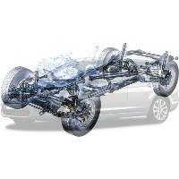 Детали трансмиссии Ford Focus Форд Фокус 2008-2010