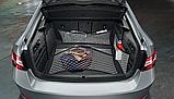 Сетки в багажник комплект Skoda Superb III, фото 3