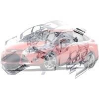 Детали кузова Ford Focus Форд Фокус 2011--