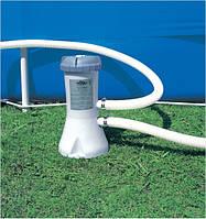 Насос-фильтр для бассейна Intex производительностью 3750 л/ч.