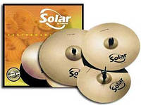 Набор тарелок SABIAN Solar Performance Set