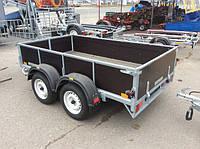 Легковые прицепы – оптимальный вариант для облегчения транспортировки бытового груза..