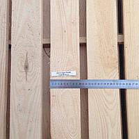Доски сухие сосновые калиброванные 25х100х4000