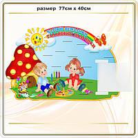 выставка для  детских работ по лепке и рисованию код G18011