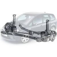 Детали подвески и ходовой Ford Focus C-MAX Форд Фокус Ц-МАКС 2003-2010