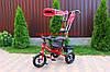Велосипед детский трехколесный Lexus - Ardis Trike надувные колеса 2013 года.