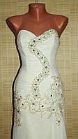 Платье свадебное, выпускное 05010