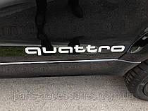 Емблеми, значки Audi