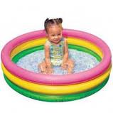 """Детский бассейн """"Сияние Заката"""" Intex 57402, фото 2"""
