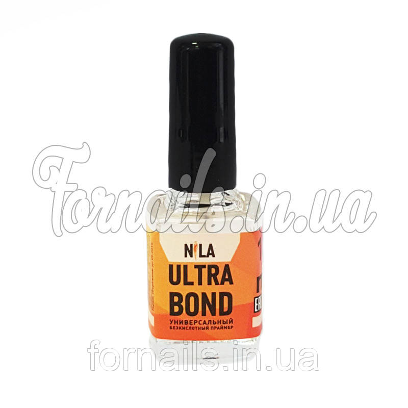 Nila Ultrabond (Бескислотный праймер) 12 мл