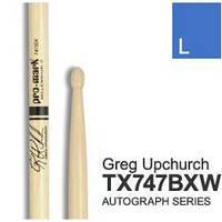 Барабанные палочки PROMARK TX747BXW HICKORY 747BX GREG UPCHURCH