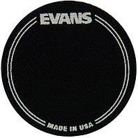Кикпэд EVANS EQPB1 EQ PATCH BLACK SINGLE