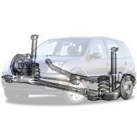 Детали подвески и ходовой Ford Fusion Форд Фюжн 2003-2008
